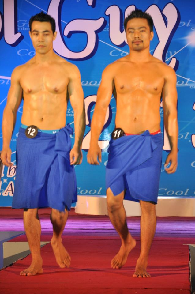 M y a n m a r H u n k s: The First Myanmar Cool Guy Contest 2013 (2)