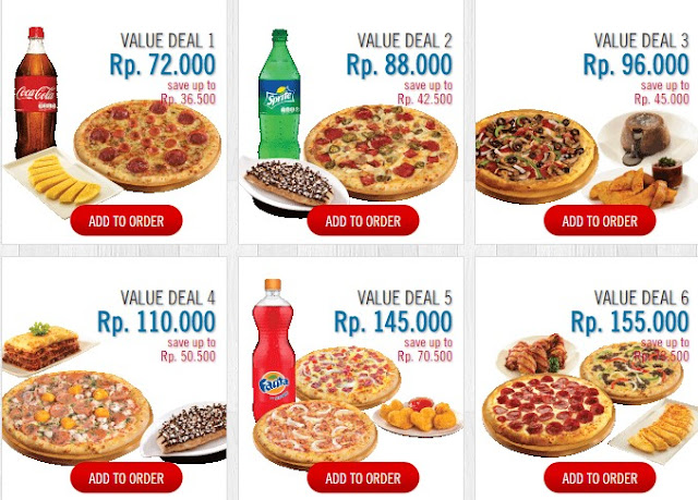 Domino's Pizza Promo - Blog Mas Hendra