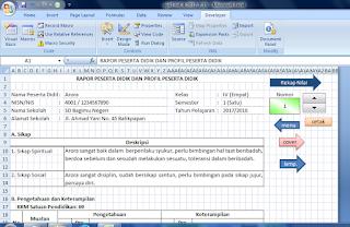 aplikasi cetak raport k13 rapih