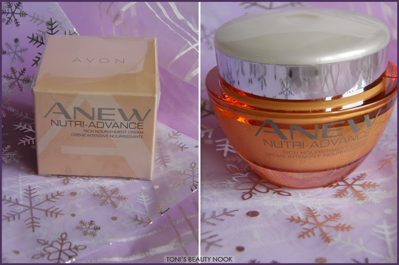 avon nutri advance rich cream