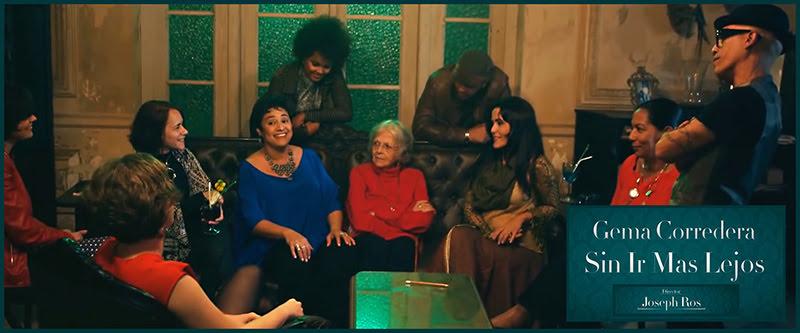 Gema Corredera -  ¨Sin ir más lejos¨ - Videoclip y Making-of - Dirección: Joseph Ros. Portal Del Vídeo Clip Cubano - 01