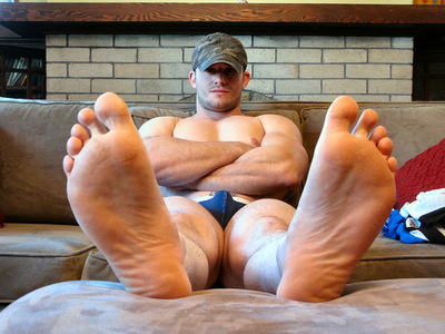 Men Sexy Feet 28