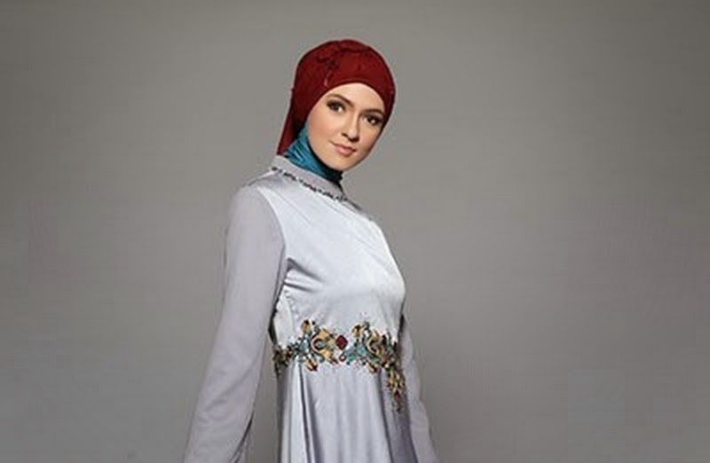 Model Jilbab Pesta Comfort