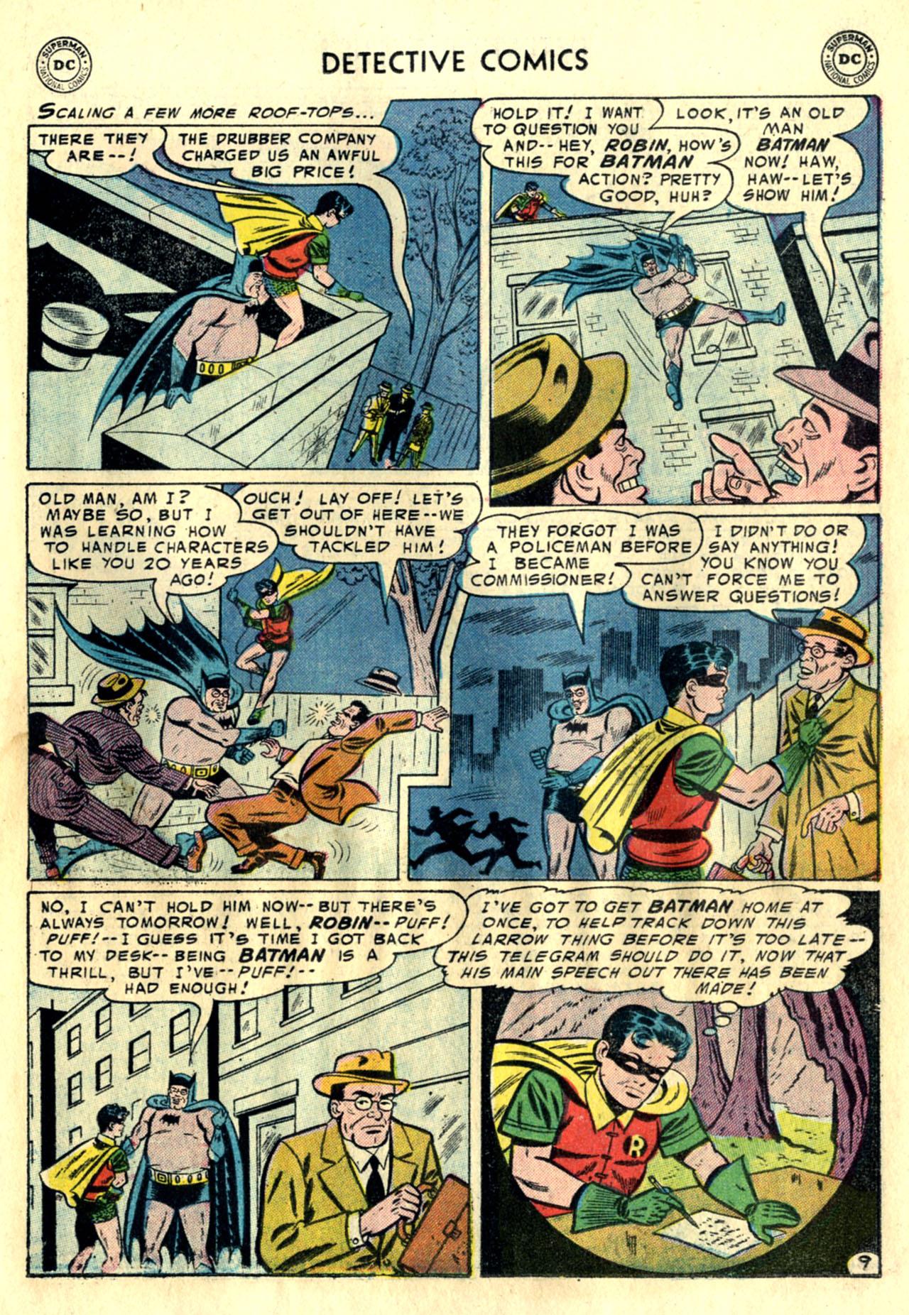 Detective Comics (1937) 225 Page 10