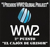 I Premios WW2 Global Project