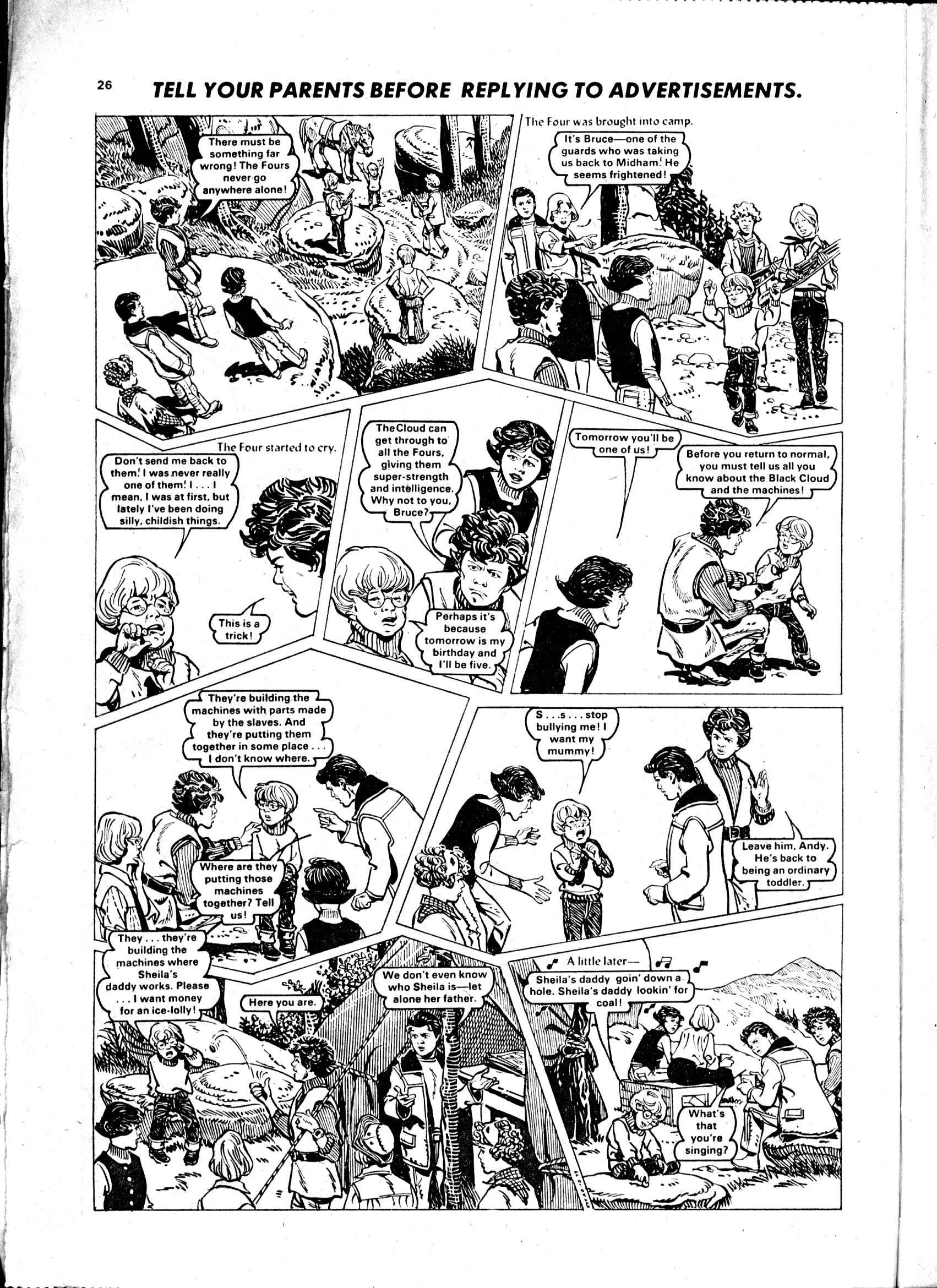 Read online Judy comic -  Issue #1032 - 26