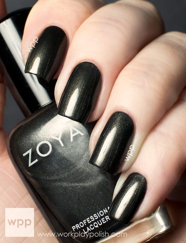 Zoya Claudine from the Satins Collection
