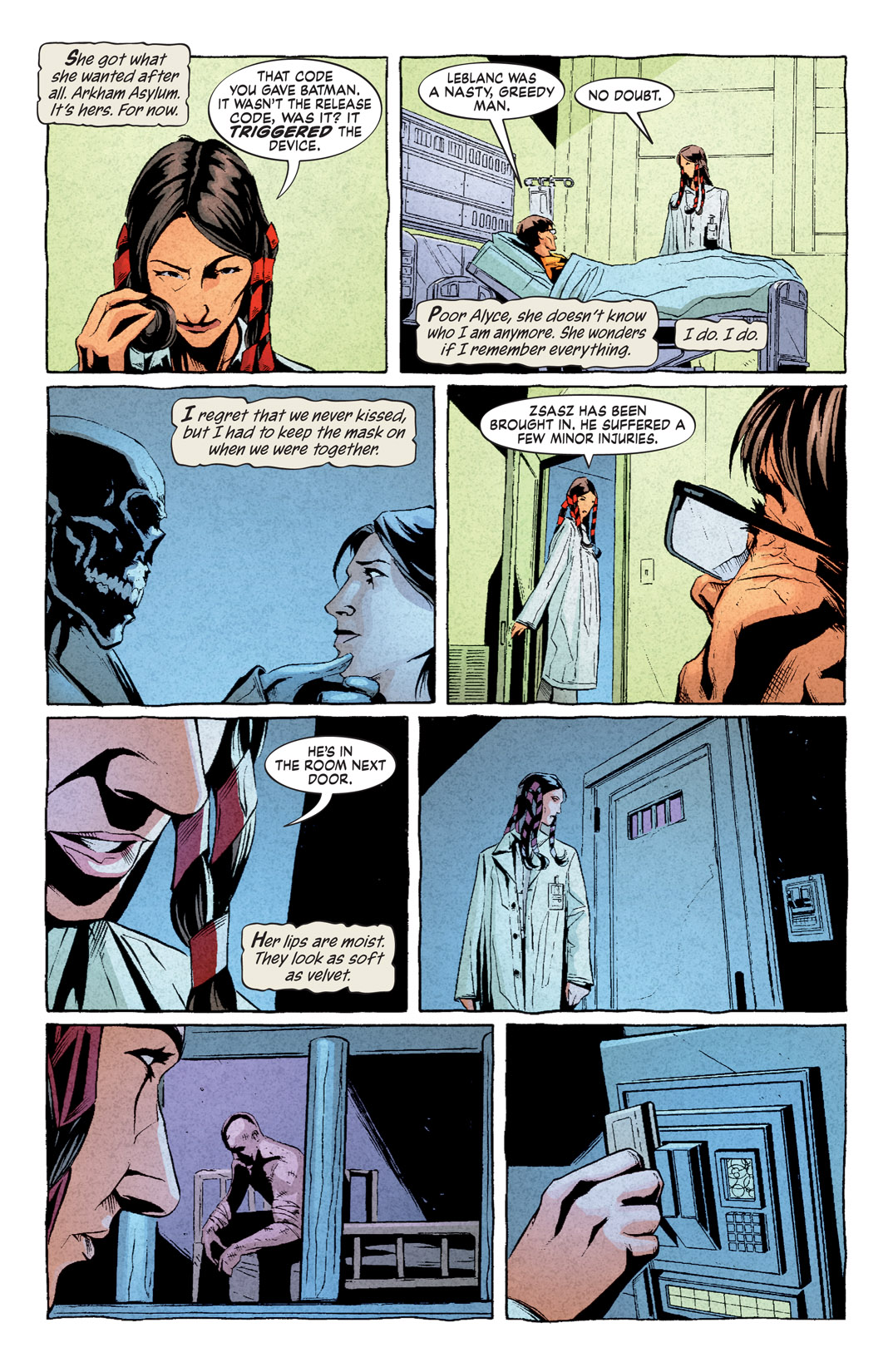 Detective Comics (1937) 865 Page 15