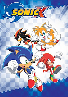 Sonic X TV Series(2003-2006) ταινιες online seires oipeirates greek subs
