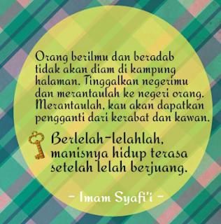 Sejarah Imam Syafi'i