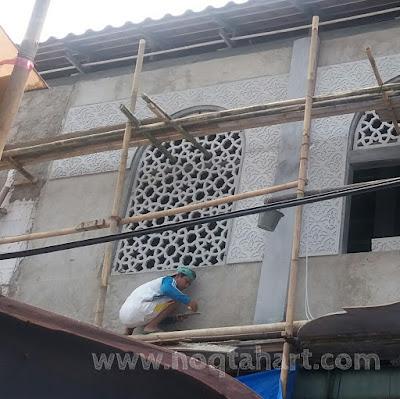 grc krawangan masjid