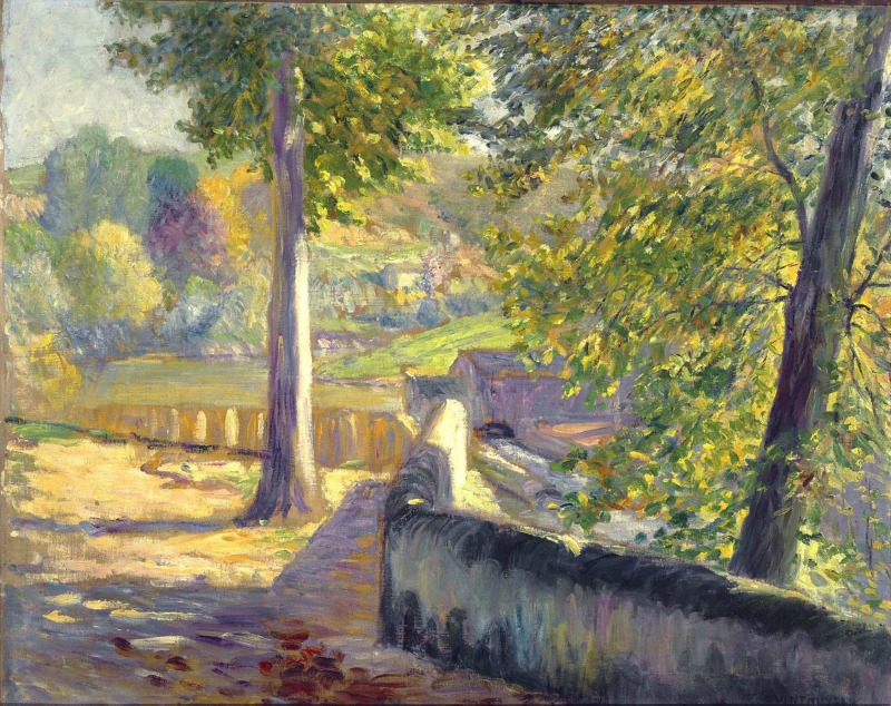 Paisaje de Alcalá de Guadaíra, 1912 | Javier de Winthuysen y Losada