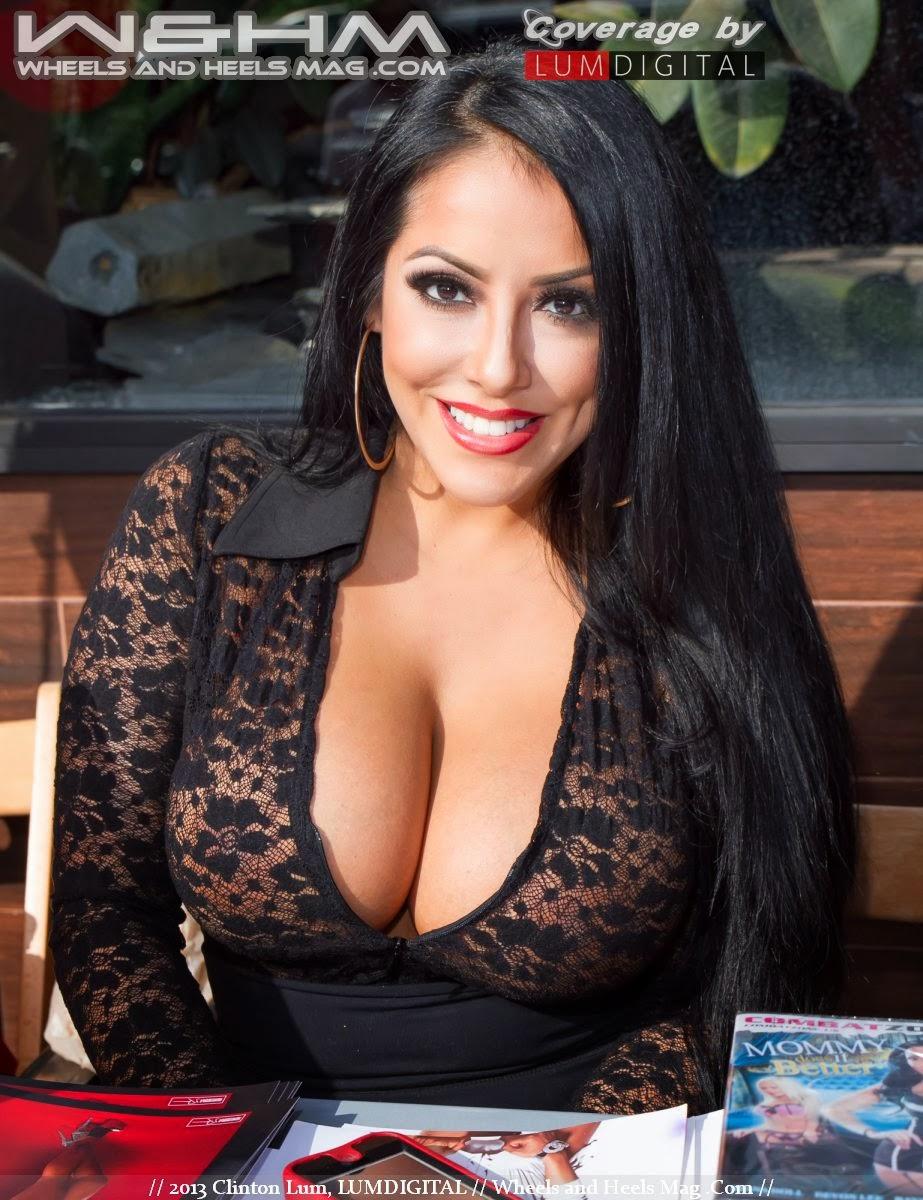 Big Tits Latin Porn Star 18