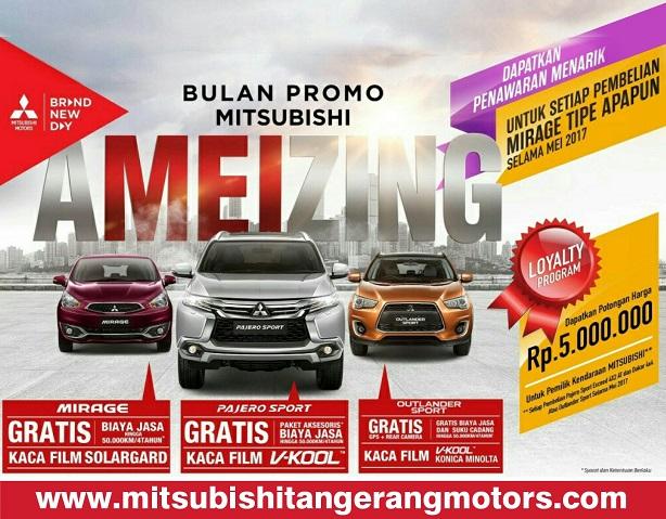 Program Ameizing Mitsubishi Tangerang