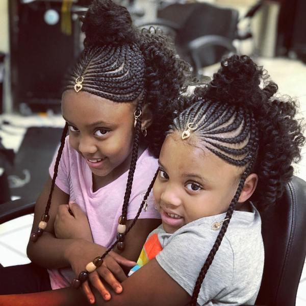 17 Cute Lemonade Braids Hairstyles For Kids To Try Soon Fashionuki Collection by qnya lucas • last updated 9 weeks ago. 17 cute lemonade braids hairstyles for