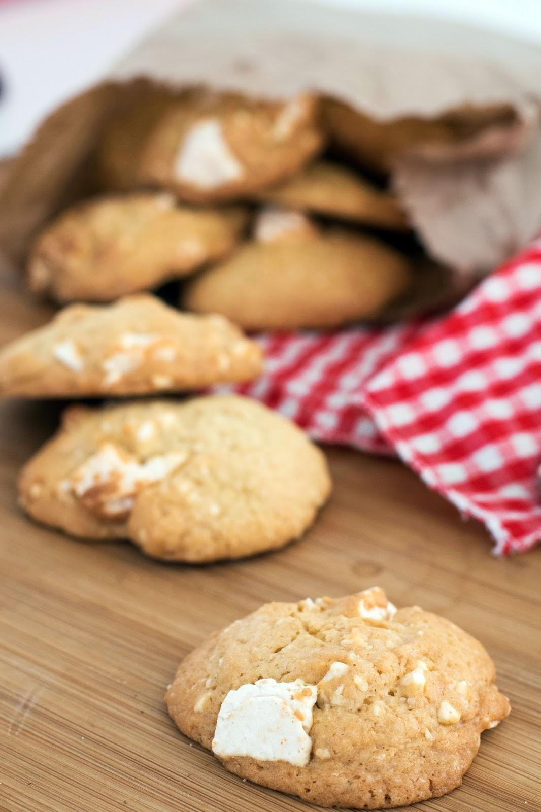 recette Cookies citron