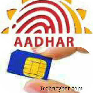 Link aadhar Number with mobile Number