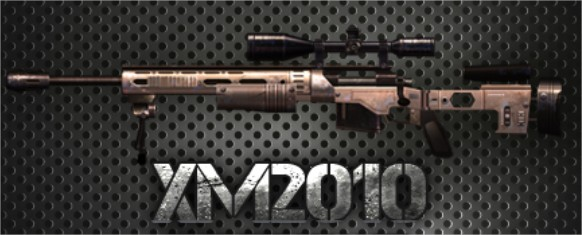 Senjata XM2010 Enhanced Sniper Rifle