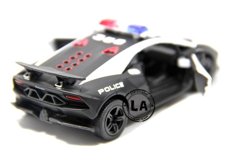 Kinsmart Lamborghini Sesto Elemento Police Car 1:38 scale Diecast Car |  PrestoMall - Other Collectibles & Hobbies