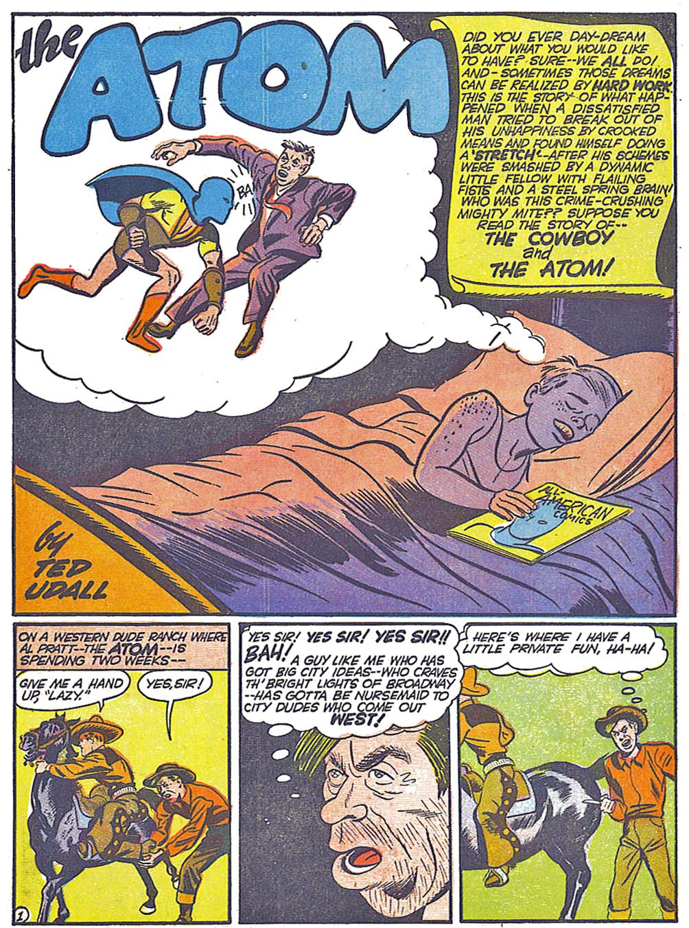 Read online All-American Comics (1939) comic -  Issue #49 - 19
