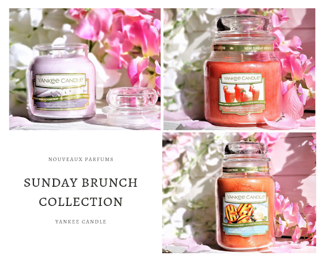 Avis Yankee Candle Sunday Brunch Nouvelle Collection Été 2019