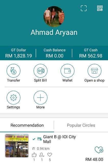 PELANCARAN GT DOLLAR MALAYSIA