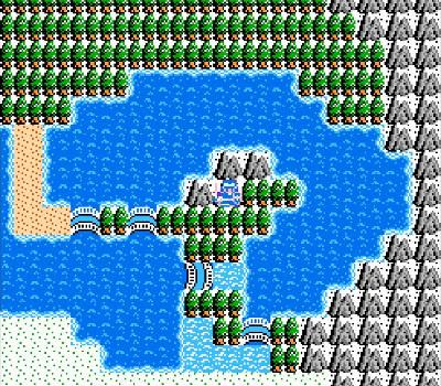 Dragon Warrior II - Tierra de hielo