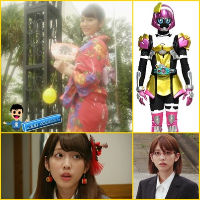 Kamen Rider Wanita selanjutnya, Kamen Rider Poppy