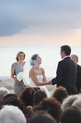 south seas resort wedding ceremony