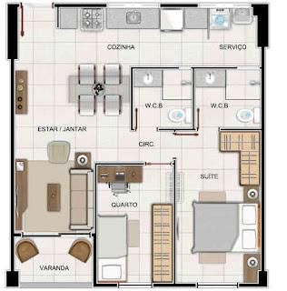 Ótimos apartamentos  de 2 quartos com suite todo feito para lhe agradar.
