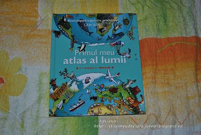 primul meu atlas al lumii