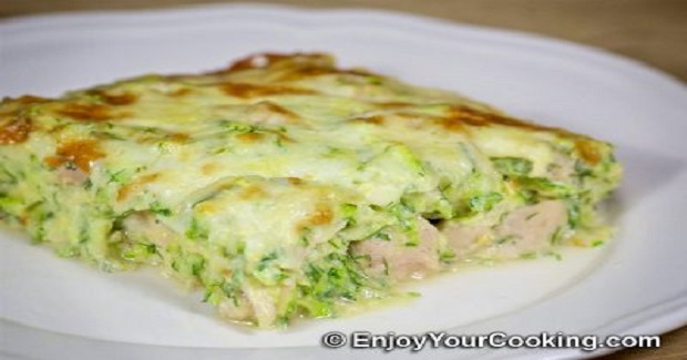 Zucchini And Chicken Casserole Recipe