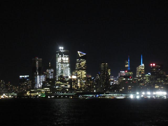 Skyline Manhattan, Hoboken, Nueva Jersey, NY, Elisa N, Blog de Viajes, Lifestyle, Travel