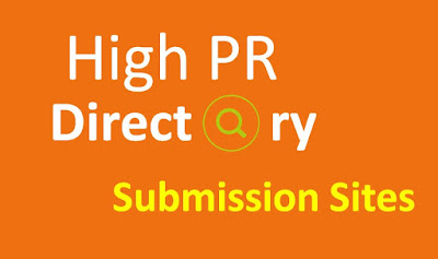high pr-directory submission sites