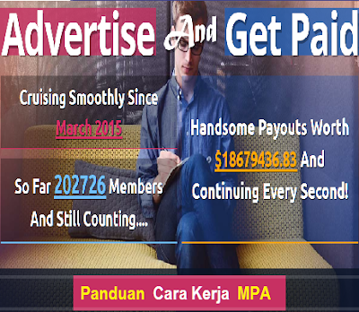 cara kerja my paying ads