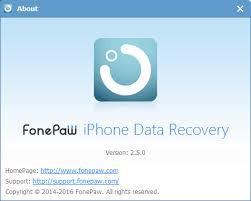FonePaw iPhone Data Recovery V 6.0.0 Full Version