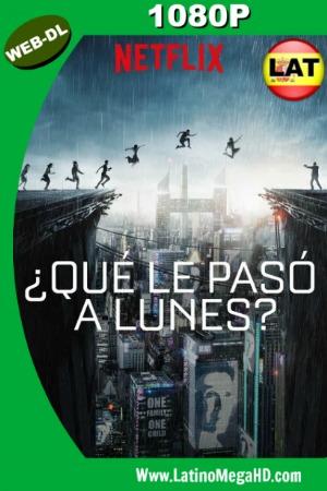 ¿Qué le Pasó a Lunes? (2017) Latino Full HD WEB-DL 1080P ()