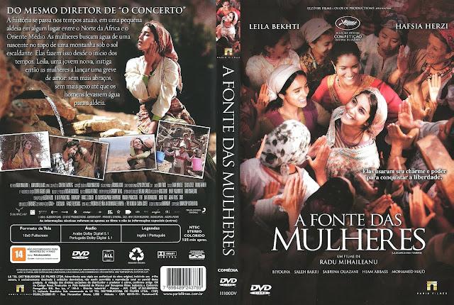 Capa DVD A Fonte das Mulheres