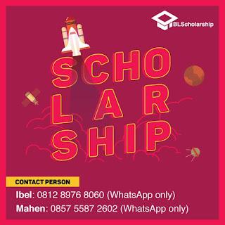 Bukalapak Scholarship bagi mahasiswa S1 Indonesia 2016