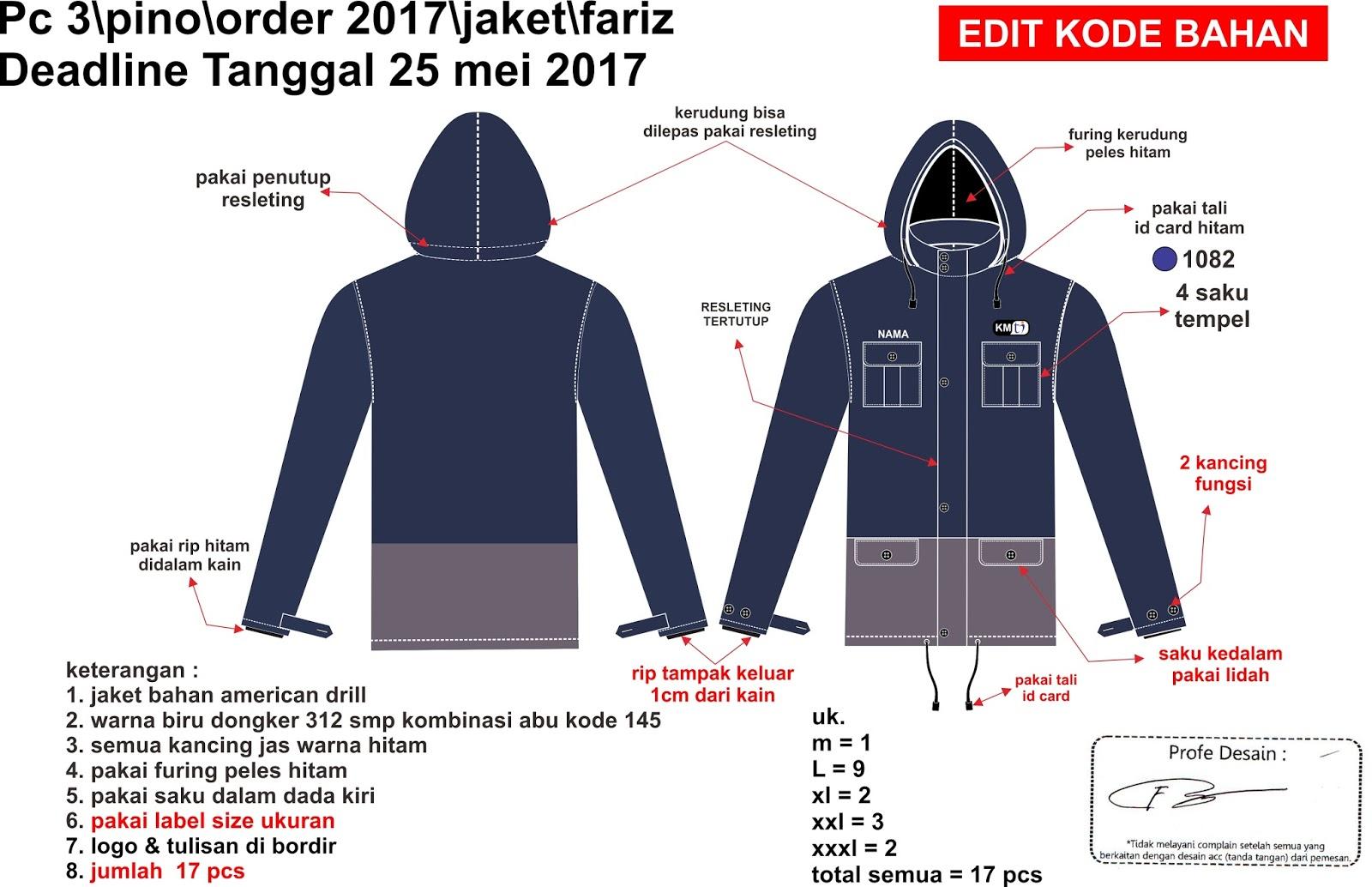 460+ Editor Desain Jaket Terbaik