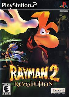 Rayman 2: Revolution (PS2) 2000