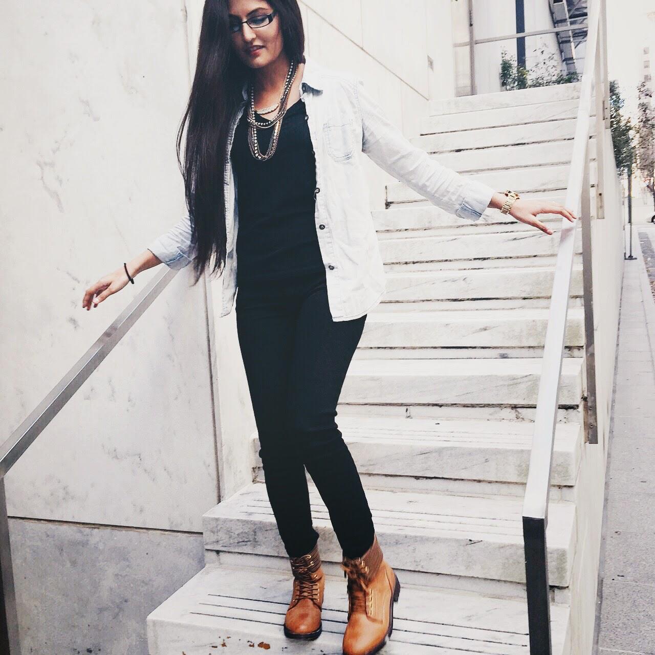 Fashion Friday! Street Style Edition -