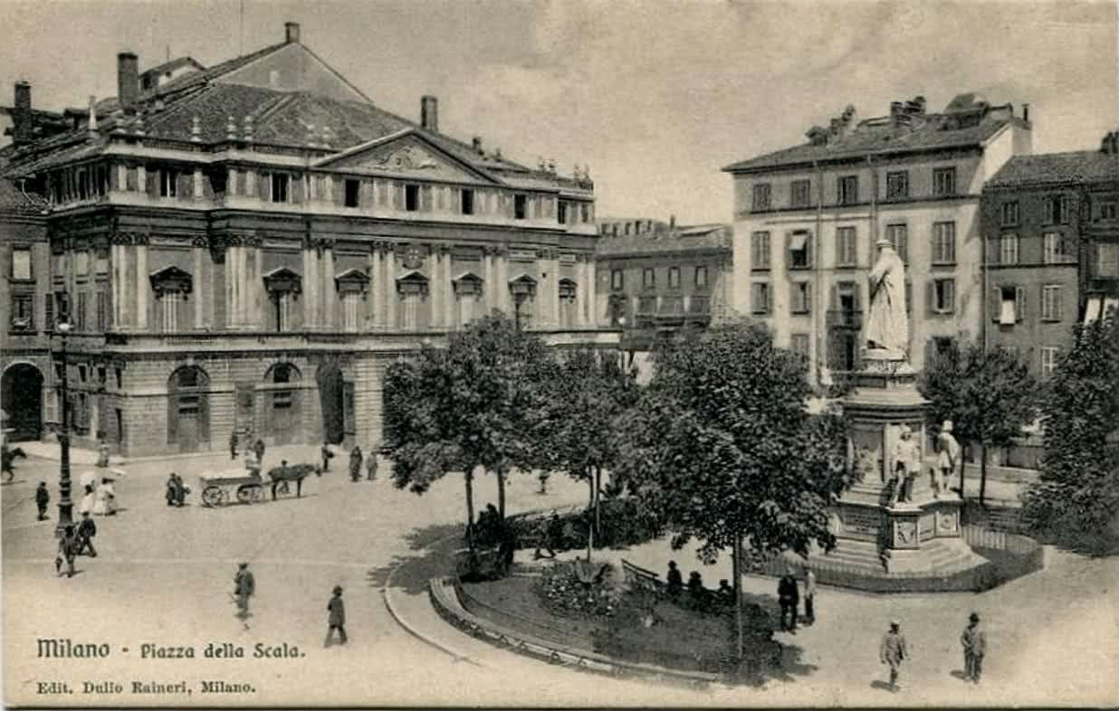 piazza scala leonardo