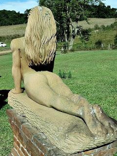 Postura da Cobra - Jardim das Esculturas, Júlio de Castilhos (RS)