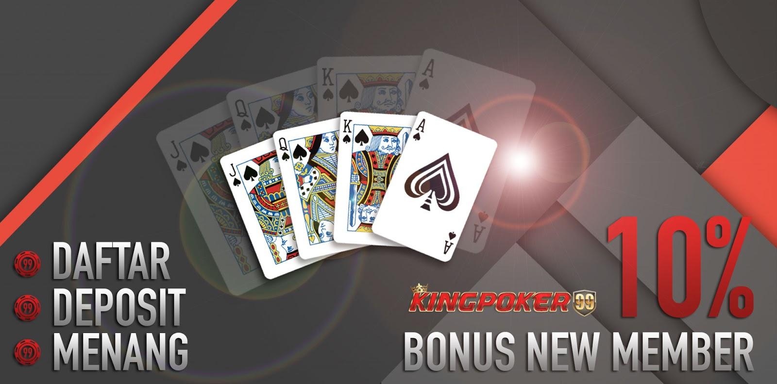 Bandar Poker Qq Istilah Dalam Permainan Judi Online Poker Indonesia