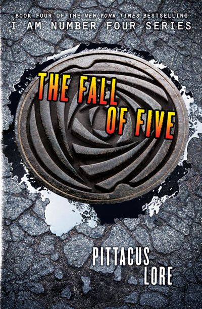 The Fall of Five vy Pittacus Lore