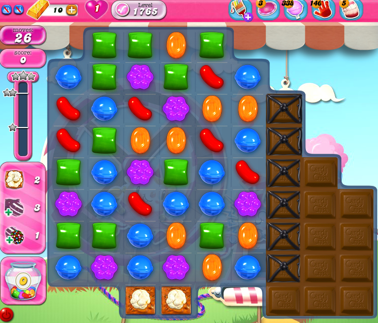 Candy Crush Saga 1765