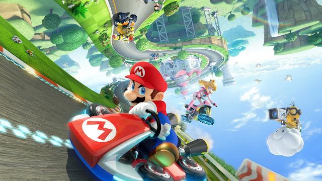 """O próximo jogo da Nintendo para smartphones vai ser um dos mais populares da empresa: """"Mario Kart"""" está a caminho do Android e iOS."""