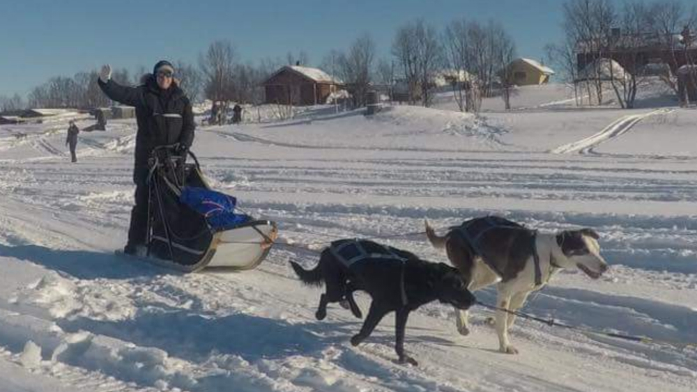 Testing Keratoconus to the Extreme: an Epic Arctic Adventure - By Ashley Winter - Keratoconus Group