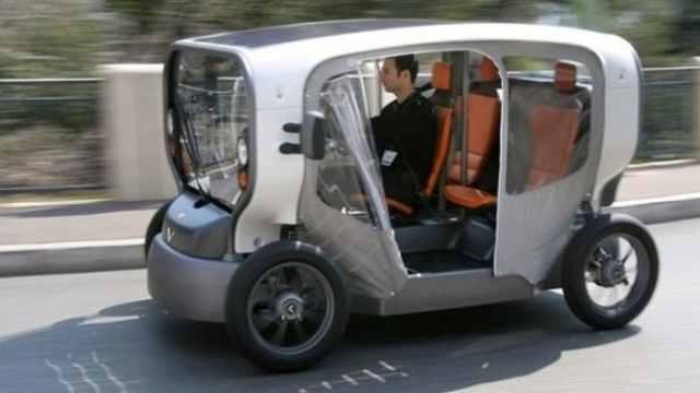 Mobil unik Eclectic